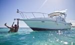 Свадьба на яхте в Доминикане
