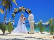 Hochzeit in der Dominikanischen Republik. {Tonja und Dima}