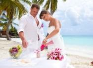Hochzeit in der Dominikanischen Republik. {Irina und Maxim}