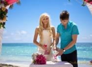 Hochzeit in Cap Cana. {Katja und Mischa}