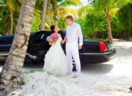 Hochzeit in der Dominikanischen Republik, Cap Cana. {Irina und Grigorij}