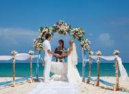 Hochzeit in der Dominikanischen Republik, Cap Cana. {Anja und Zhenja}