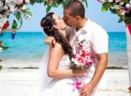 Hochzeit in der Dominikanischen Republik, Cap Cana. {Mischa und Angelika}