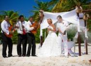 Hochzeit in der Dominikanischen Republik, Cap Cana. {Zhenja und Alina}