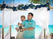 Hochzeit in der Dominikanischen Republik, Cap Cana. {Tanja und Andrej}