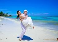 Hochzeit in der Dominikanischen Republik, Cap Cana. {Dima und Jana}