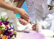 Standesamtliche Hochzeit in der Dominikanischen Republik, Cap Cana. {Jura und Katja}