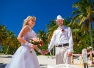 Hochzeit in der Dominikanischen Republik, Cap Cana. {Artjem und Inna }