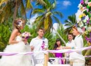 Hochzeit in der Dominikanischen Republik, Cap Cana. {Jana und Sergej}