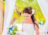 Standesamtliche Hochzeit in der Dominikanischen Republik, Cap Cana. {Maxim und Nastja}