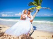 Hochzeit in der Dominikanischen Republik, Macao. {Olesja und Alexandr}