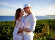 Hochzeit in der Dominikanischen Republik. Cap Cana. {Roma und Marina}