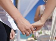 Hochzeitszeremonie in Cap Cana, Dominikanische Republik. {Maria und Sergej}