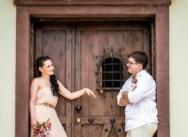 Standesamtliche Hochzeit in der Dominikanischen Republik, Cap Cana. {Marina und Kirill}