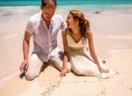 Standesamtliche Hochzeit in der Dominikanischen Republik. {Mischa und Aljena}