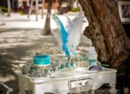Hochzeit offizielle in der Dominikanischen Republik, Cap Cana. VIP Stil Tiffany. {Pauline und Paul}