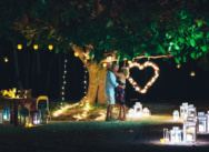 Der Hochzeitsvorschlag um Mitternacht in der Dominikanischen Republik! {John und Cheryl}