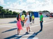 Vorschlag in der Dominikanischen Republik