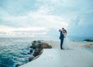 Hochzeit im Tracadero-Projekt in der Dominikanischen Republik {Nikita und Julia}