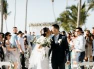 Hochzeit im Pearl Beach Club {Vicky und Chris}