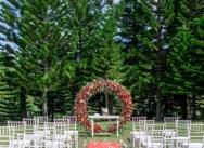 Hochzeit in Santiago de los Cabayeros, Dominikanische Republik (Jessenia und Ross)